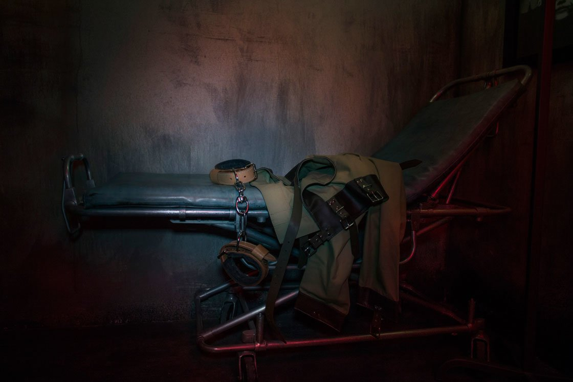 Paniq Escape Room Los Angeles Insane Asylum