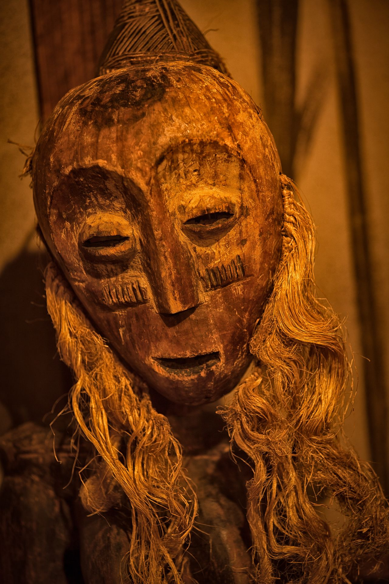 Voodoo Escape Room - Voodoo Face