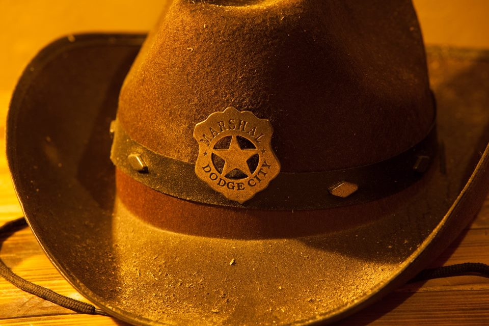Western Escape Room - Sheriff Hat